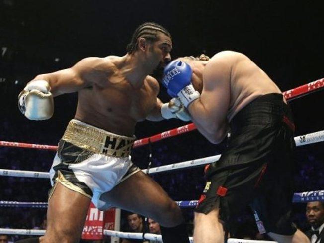 David Heye knocks out Mark de Mori