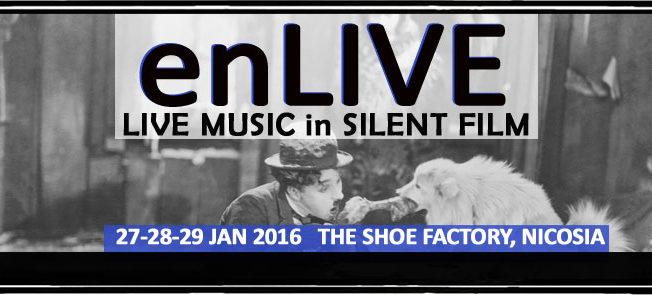LIVE MUSIC IN SILENT FILM