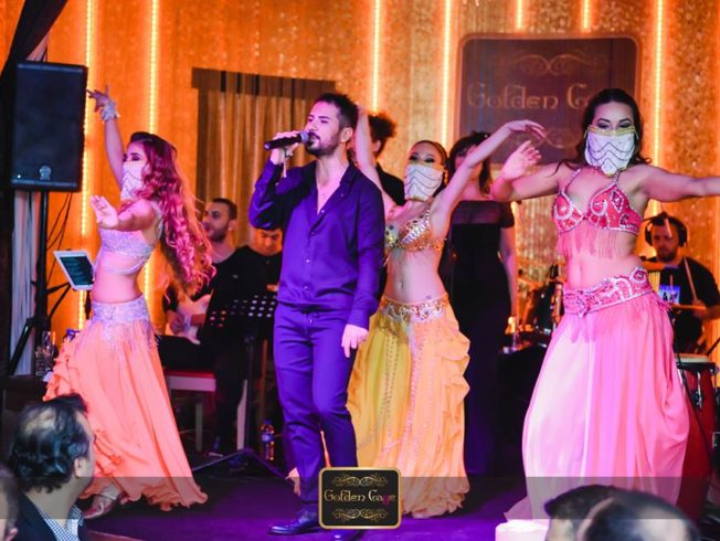 Beirut Nights at Golden Cage