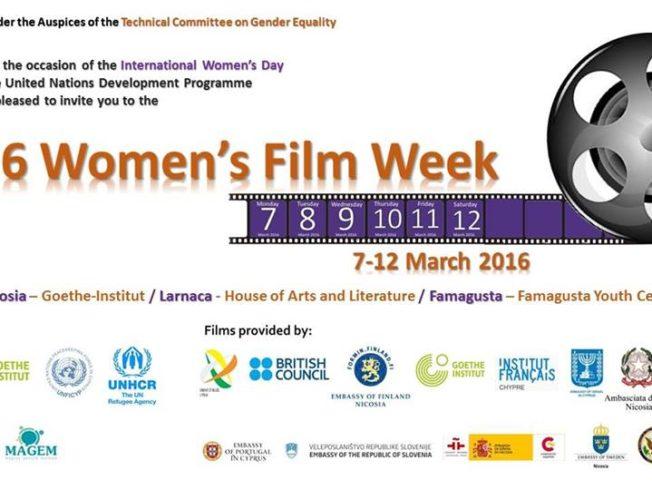 Women's Film Week 2016