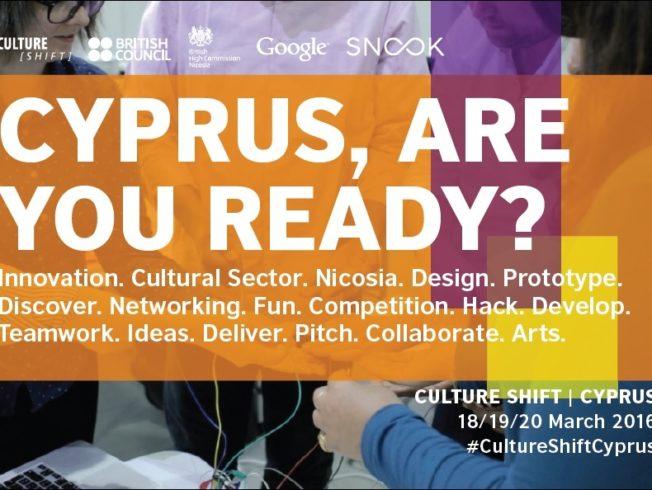 Culture Shift poster