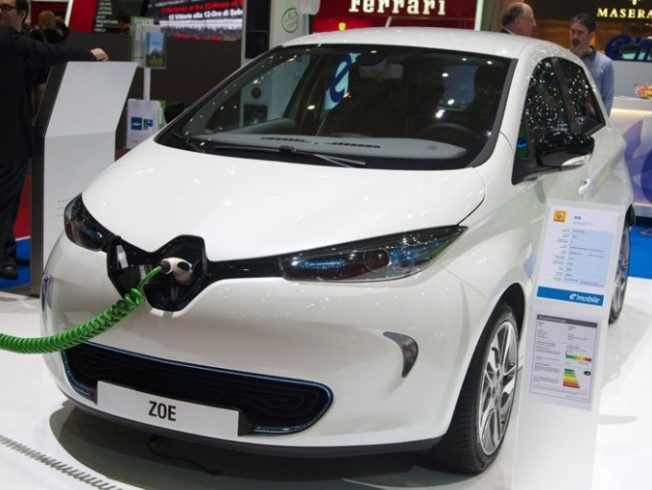 Electric car incentives on the way