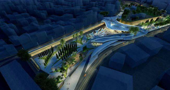 Master Plan for Nicosia City Centre