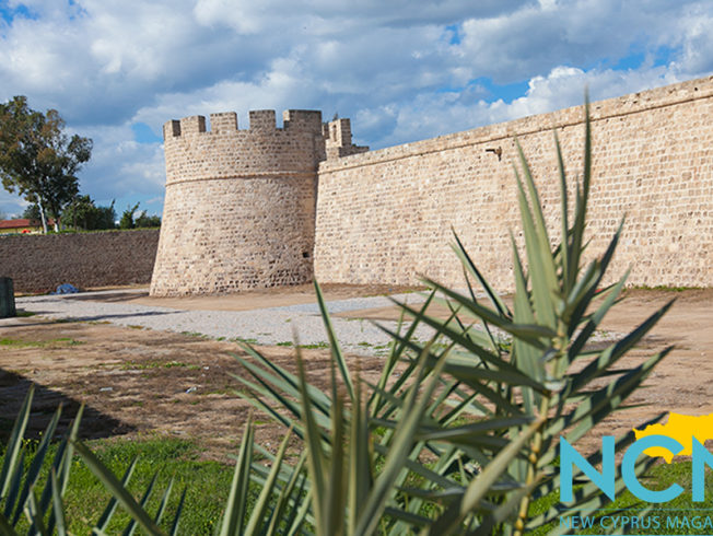 Famagusta wall