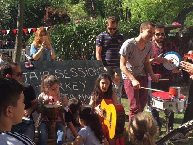 Jam Sessions Turkey