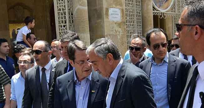 Cypriot leaders