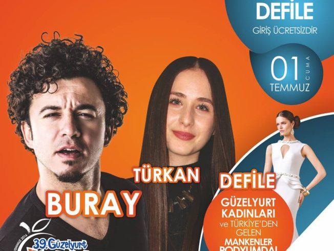 The Güzelyurt Orange Festival
