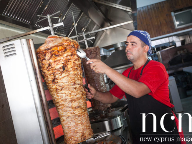 kebab restaurant north cyprus