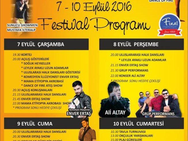 Carob Festival