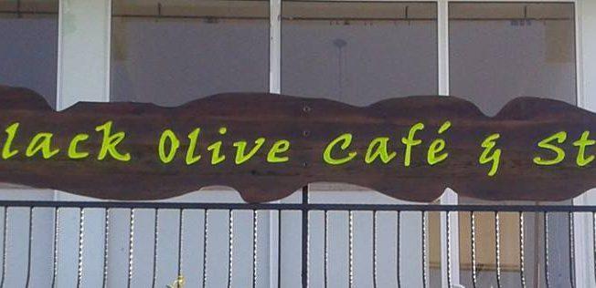 Black Olive Café