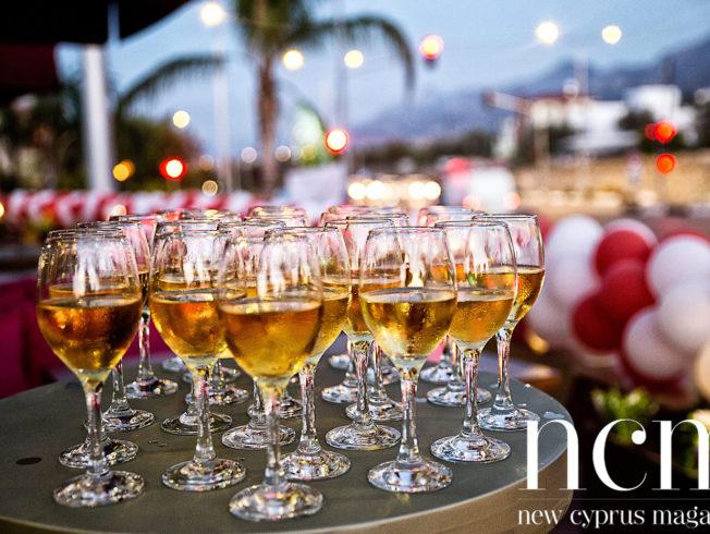 Rock Island restaurant Kyrenia North Cyprus