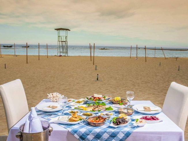 Durban Beach Restaurant