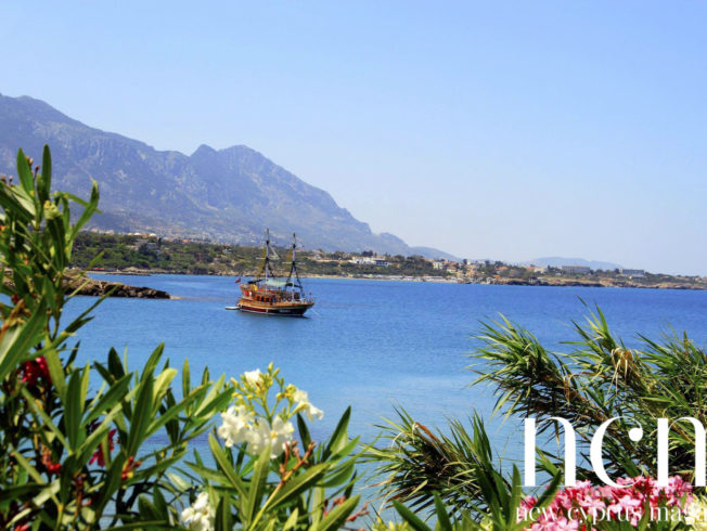 North Cyprus coast