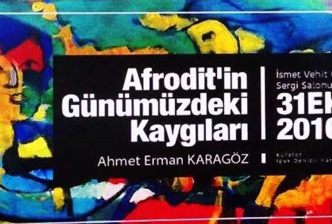 Erman Karagöz to display paintings