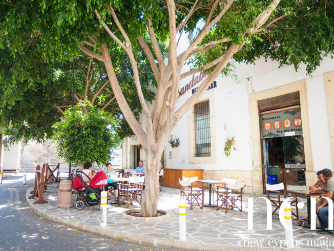 Kyrenia backstreets