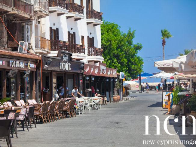 kyrenia harbour street