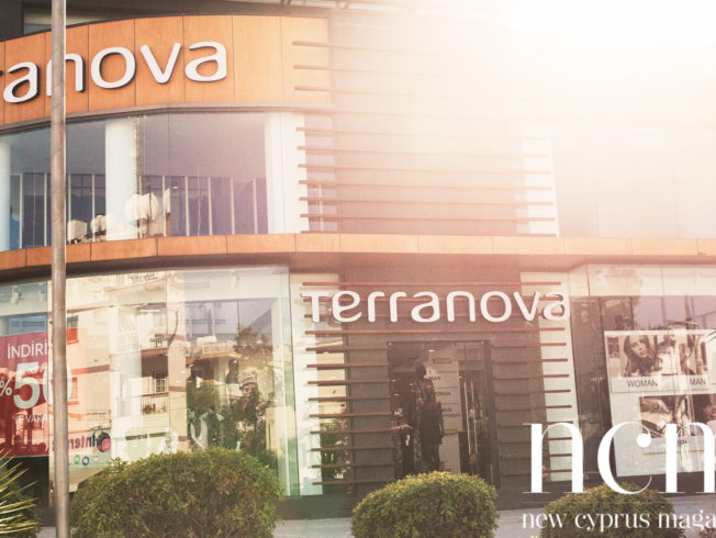 The popular clothing shop Terranova