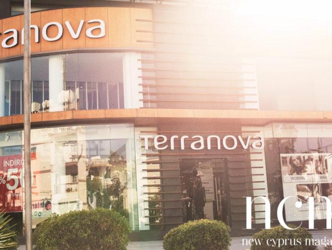 The popular clothing shop Terranova