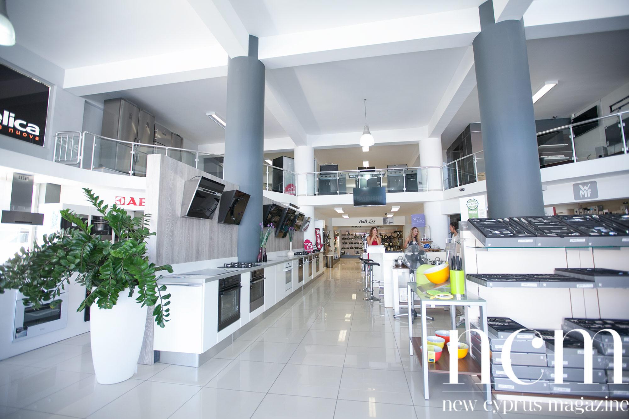 Halos Elektrolux Famagusta