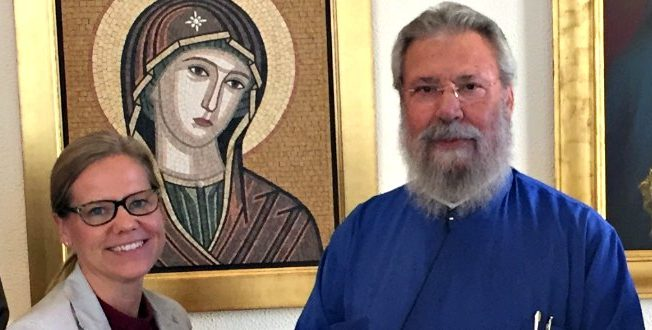 New Swedish ambassador meets religious leaders