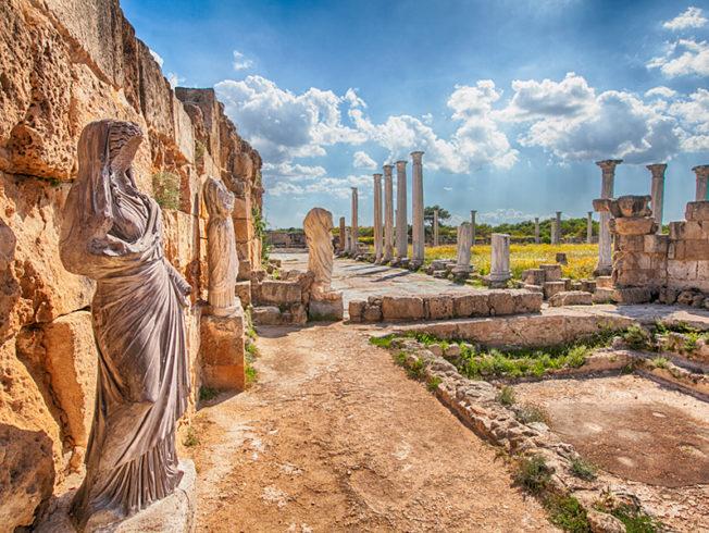 Salamis tour