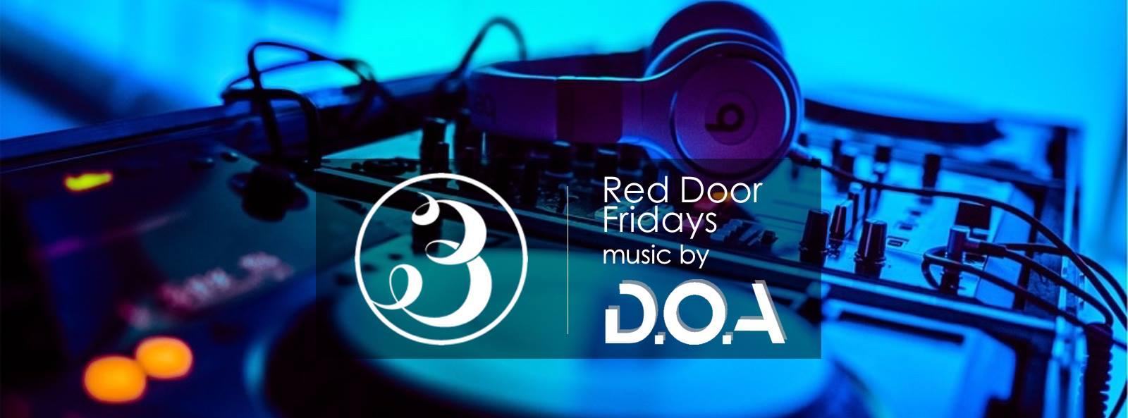 Red Door Fridays With Doa North Cyprus Online Magazine