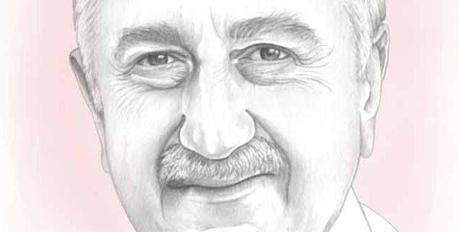 Drawing of Mustafa Akinci