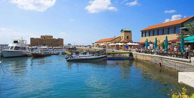 Paphos best winter getaway