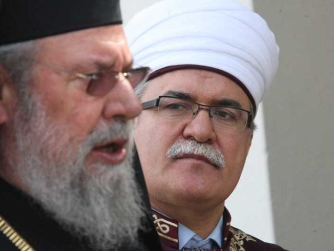 Religious leaders of Cyprus