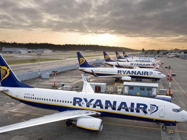 Ryanair announces new summer route