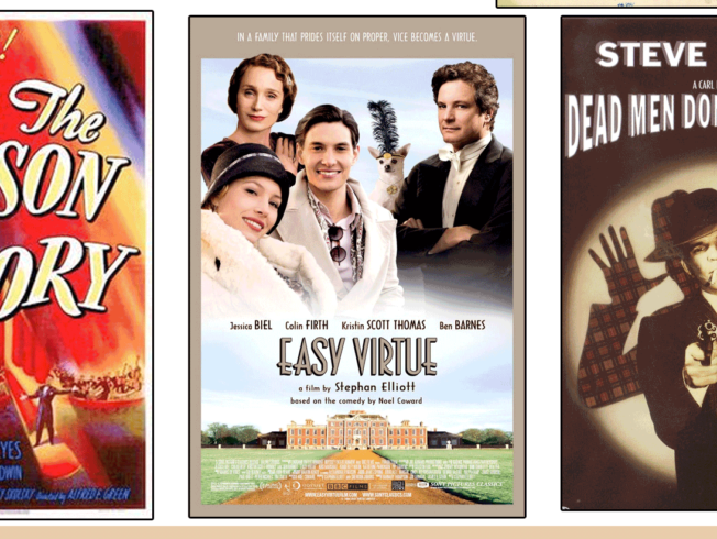 Classic films at Food Lodge in February