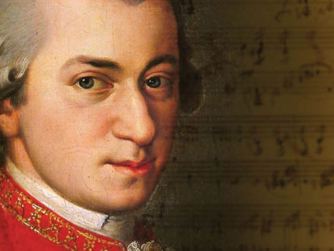 Presidential Symphony Orchestra plays Mozart
