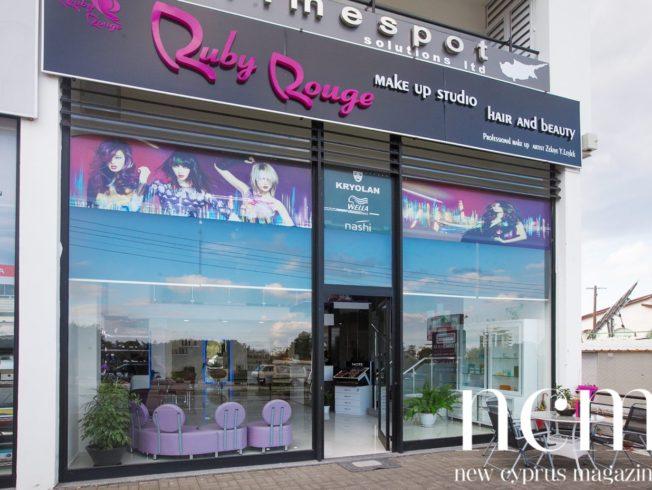 Ruby Rouge Bridal Beauty, Hair & Make-up Studio