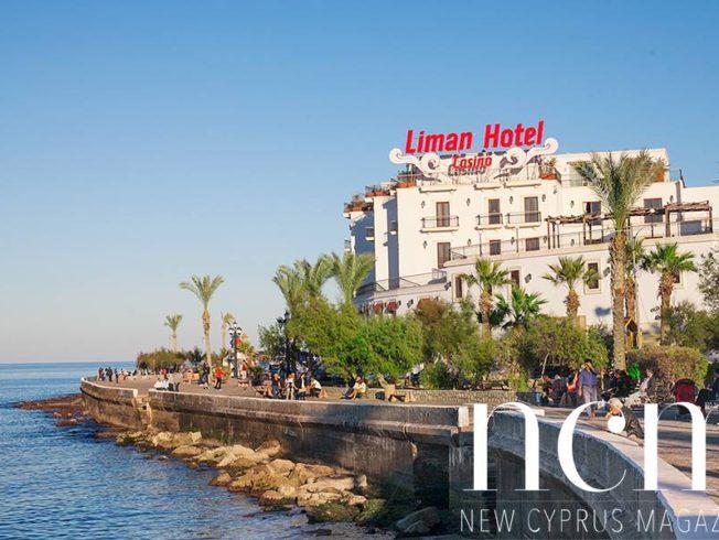 Kyrenia harbour coastal project