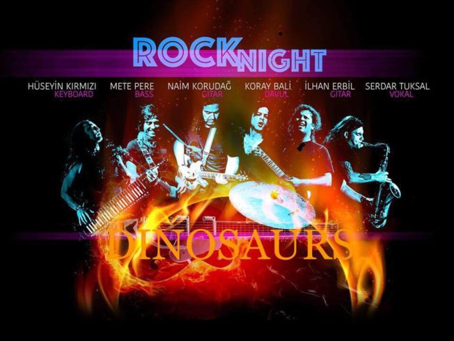 Dinosaurs Rock Band
