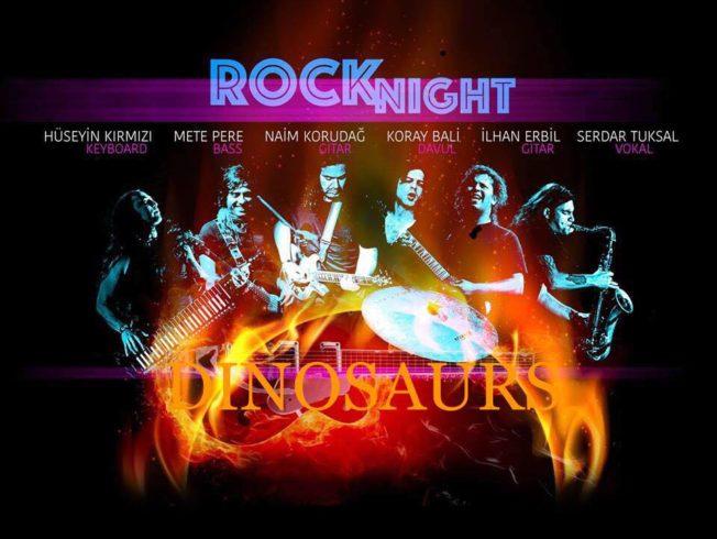 Dinosaurs Rock Band