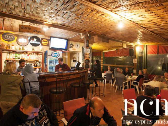Village Bar & Bistro north cyprus
