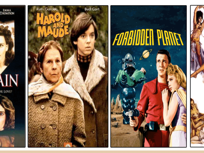 Classic films at Food Lodge in March