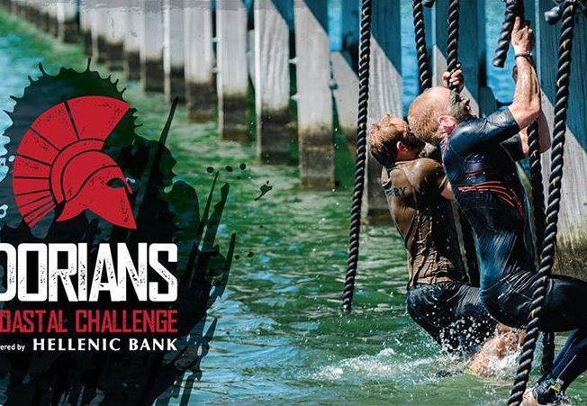 Dorians Coastal Challenge in Larnaca Cyprus
