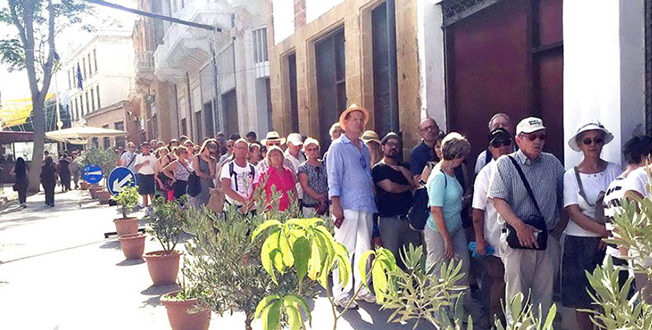 More tourists into North Cyprus