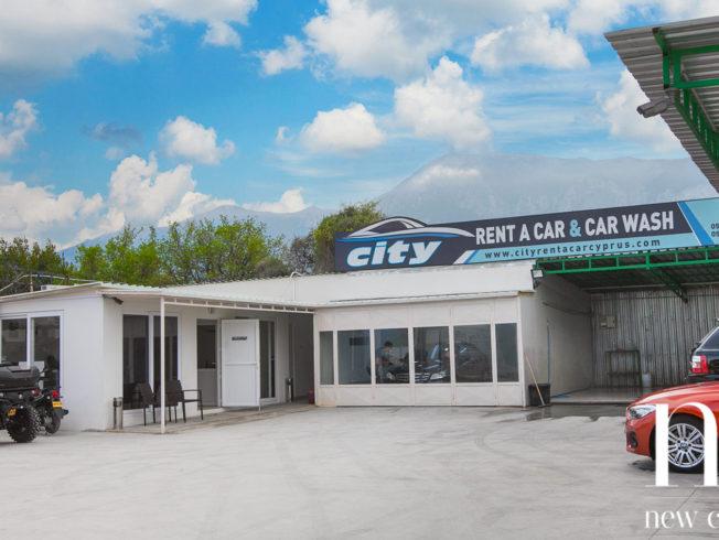 City Rent a Car - A Car Rental in the City