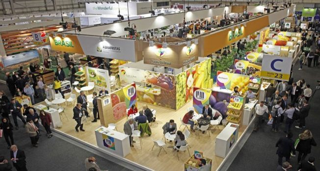 Turkish Cypriot goods global fair in Germany