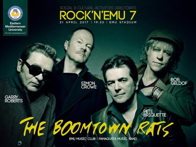 Boomtown Rats EMU