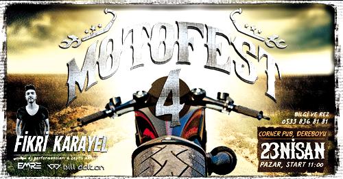 Fourth Moto Fest