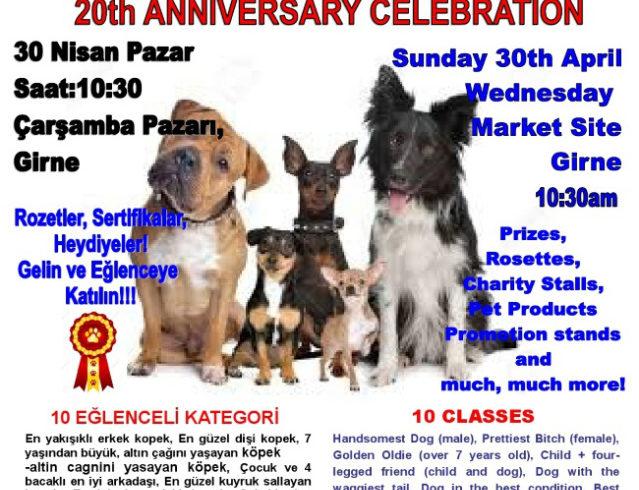 KAR Dog Show poster 2017