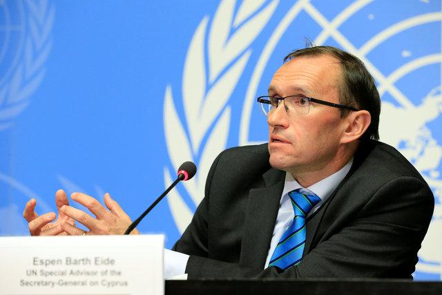 Eide: talks going better