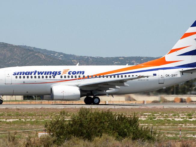 SmartWings links Cyprus Prague