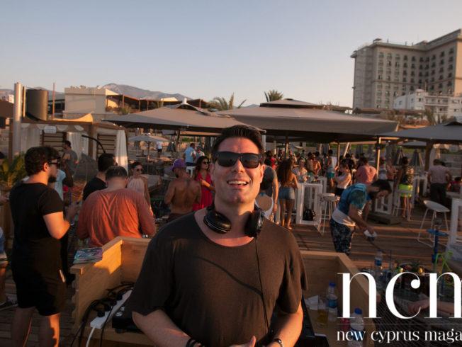 Norwegian DJ Wolfson Aurora Bar