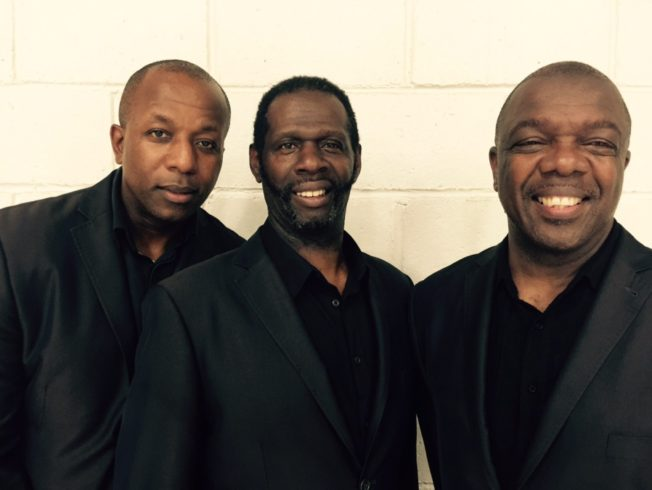 Stylistics tribute group Sing Baby Sing