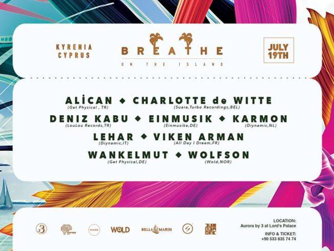 Breathe Island Festival